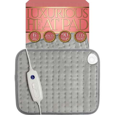 Homefront Luxurious Thermotherapy Heat Pad