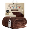 Homefront heated throw